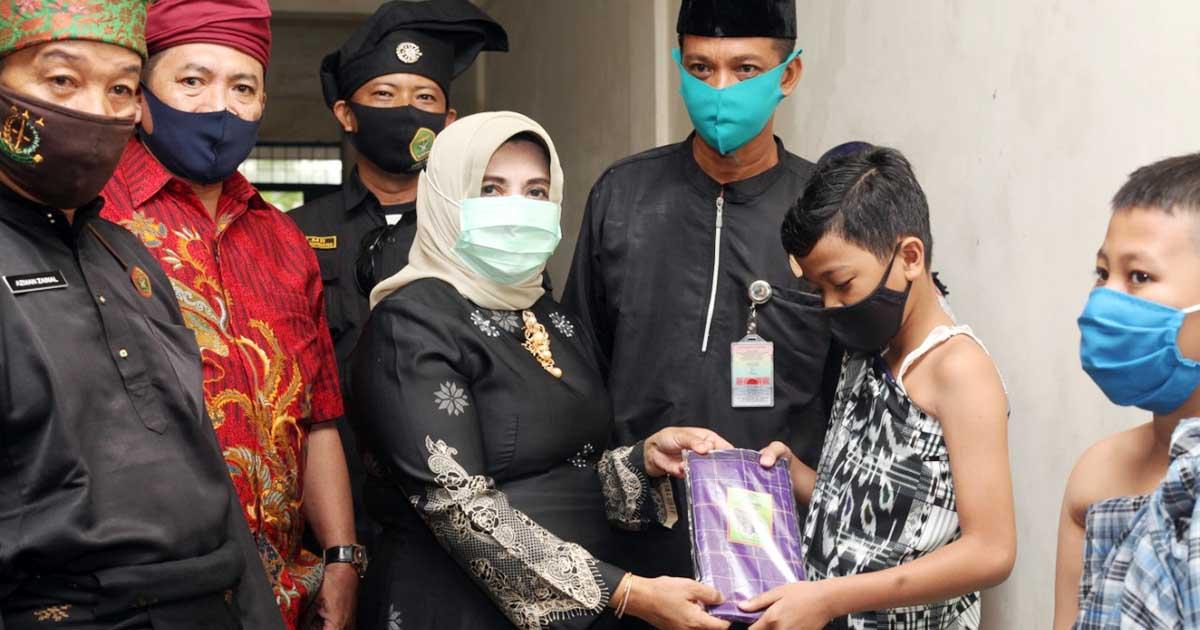 Wali Kota Tanjung Pinang : Terima Kasih Buat Sijori Kepri dan LMB Telah Bantu Pemko 5