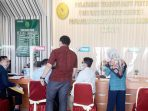 Berkas Gugatan Pra Pradilan Kasus Penipuan Diterima Pengadilan Negeri Karimun 3