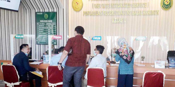 Berkas Gugatan Pra Pradilan Kasus Penipuan Diterima Pengadilan Negeri Karimun 27