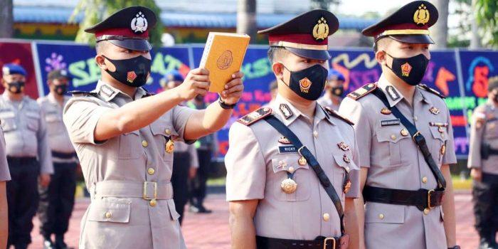 3 Pejabat Utama Polres Karimun Berganti 21