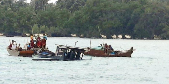 Kapal Tenggelam di Perairan Pulau Selingsing 116