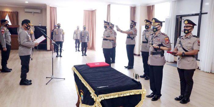 Jabatan Kapolres Lingga Berganti, Dari AKBP Boy Herlambang Kepada AKBP Arief Robby Rachman 30