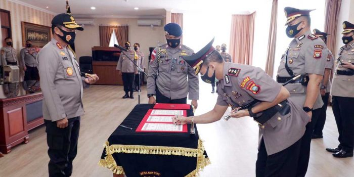 AKBP Fernando Resmi Jalankan Tugas Kapolres Tanjung Pinang 31