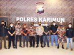 8 Ormas di Karimun Deklarasi Indonesia Cinta Damai Tolak Anarkisme 5