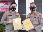 Polres Lingga Gelar Lapsat Serah Terima Jabatan Kapolres Lingga 5