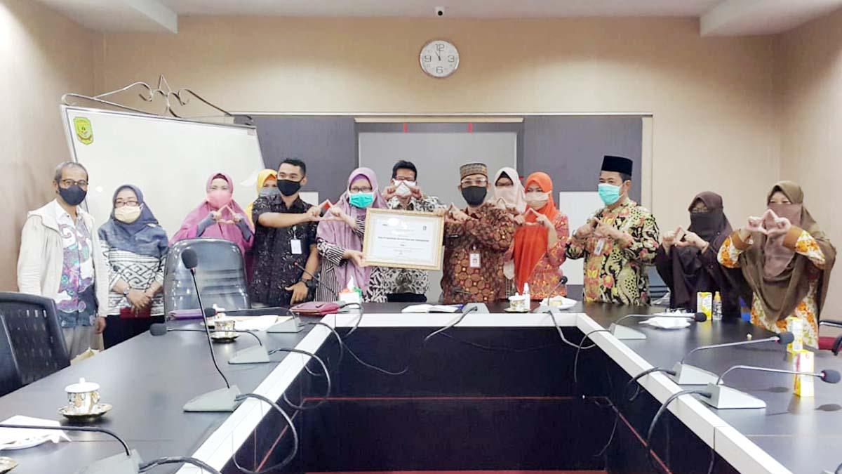 Tanjung Pinang Juara I Pemilihan Lembaga Kearsipan Daerah Terbaik Tingkat Provinsi Kepri 1