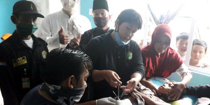 Sambut HUT LMB Kepri Ke 4, 1.500 Anak Ikut Khitanan Gratis 2