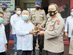 DPRD Kepri Hibahkan 2 Unit Mesin Kapal dan Bantuan Bangunan Kepada Dit Polairud Polda Kepri 9