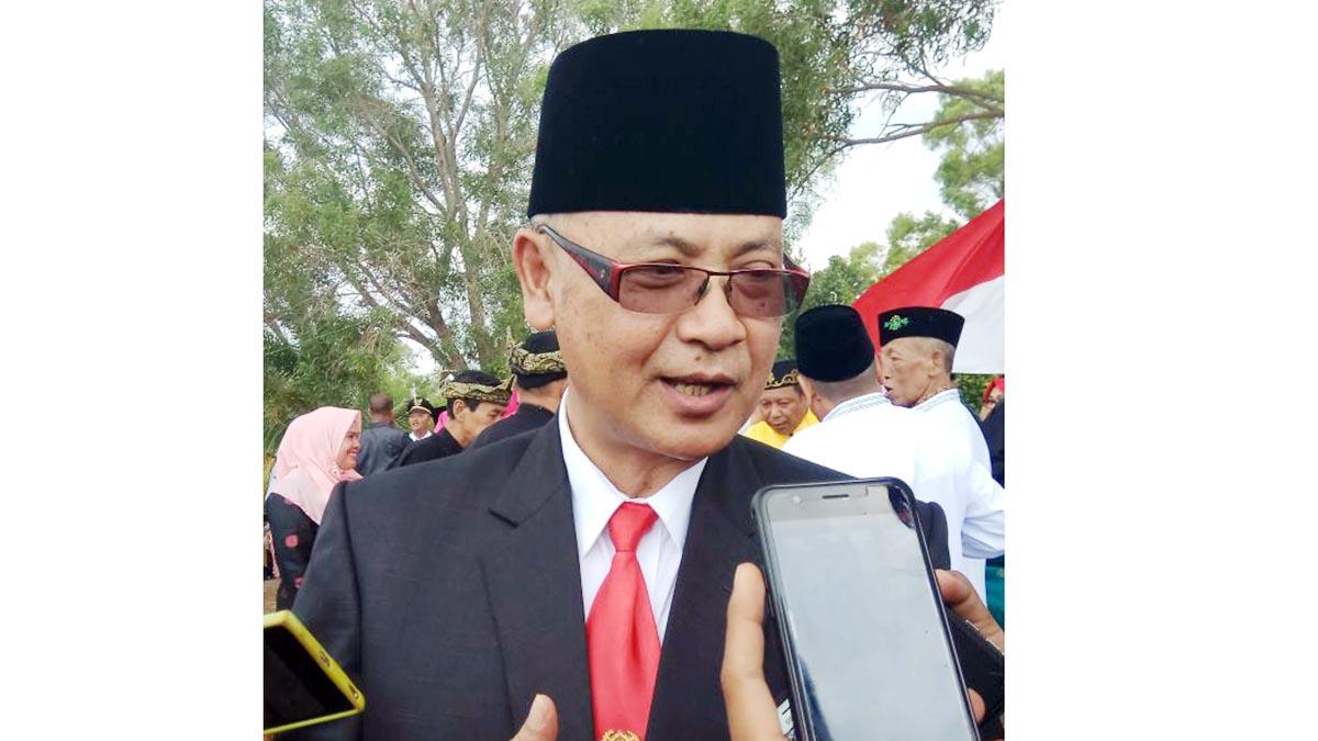 Anggota DPRD Lingga Positif Covid-19 1