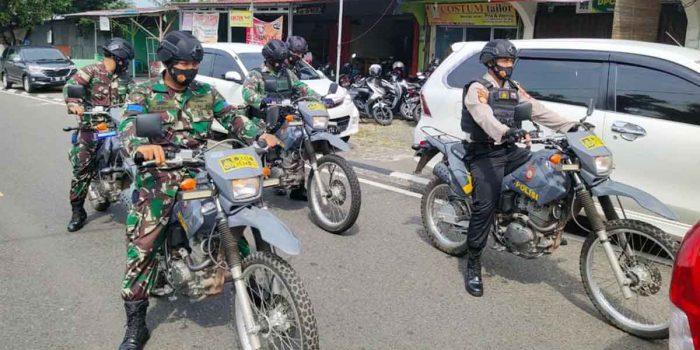 Polres Tanjung Pinang dan TNI Mulai Patroli Skala Besar 23
