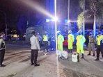 Water Cannon Diturunkan, Pasar Puan Maimun Disiram Disinfektan 7