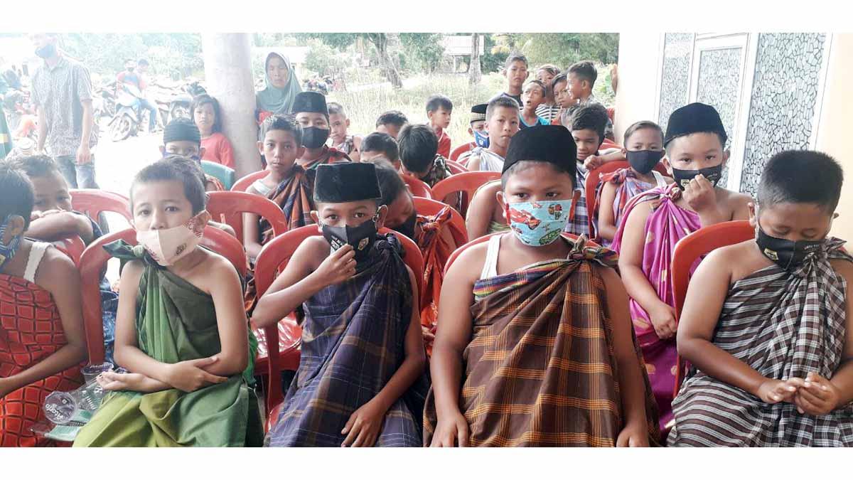 Sambut HUT LMB Kepri Ke 4, 1.500 Anak Ikut Khitanan Gratis 1