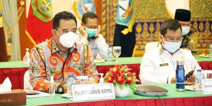 Pjs Gubernur Kepri Ingatkan Netralitas Pegawai 35