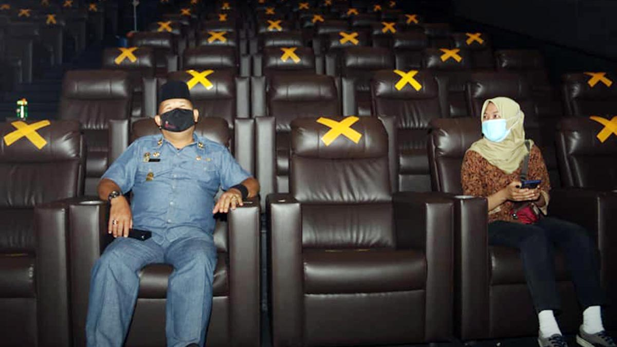 Bioskop Mulai Dibuka Kembali di Batam 1