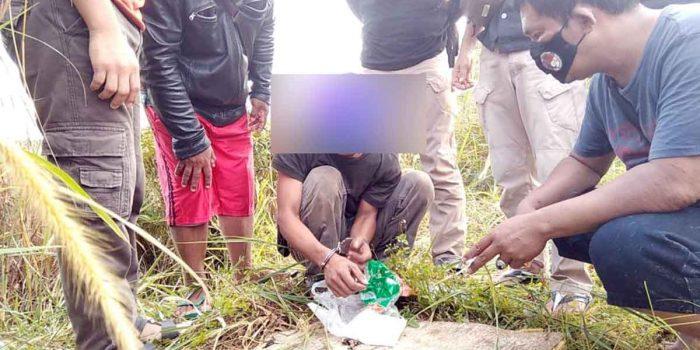Aksi Kejar-Kejaran, Sat Narkoba Polres Tanjungpinang Ringkus Pelaku Narkoba 12