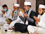 Tausiyah dan Doa Istiqhosah Hari Jadi Kabupaten Natuna Ke 21 di Masjid Jami, Jalan DKW Mohammad Benteng – Ranai