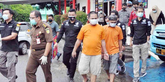 416.41 Gram Sabu dari 2 Tersangka Dimusnahkan Polres Tanjung Pinang 15
