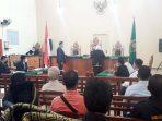 LMB Kepri Kawal Sidang Praperadilan Tersangka Al Falah 10