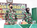 Danramil dan Babinsa Siap Dukung TNI AD Dalam Penanganan Covid-19 dan Sukseskan Pilkada Serentak 7