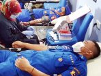 HUT Polairud Ke 70, Ditpolairud Polda Kepri Gelar Donor Darah 8