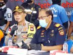 Polres Karimun Bersama BC Gagalkan Penyelundupan Sabu Senilai Rp10 miliar 11