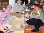Kapolres Karimun Cek Logistik Pemilu di Gudang KPU Karimun 8