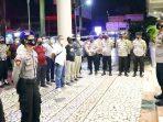 Amankan Debat Pilkada, Polres Karimun Kerahkan 62 Personel 15