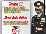 Kapolres Tanjung Pinang : Jangan Terprovokasi Isu Sara dan Money Politik 16