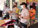 Curi 2 Unit Motor, Remaja Ini Ditangkap Unit Reskrim Polsek Tanjungpinang Timur 3