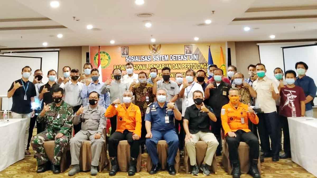 Basarnas Tanjungpinang Sosialisasi Sistim Deteksi Dini 1