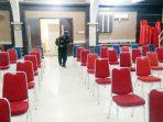 LMB Kepri Lakukan Penyemprotan Disinfektan di Gedung Nasional 8