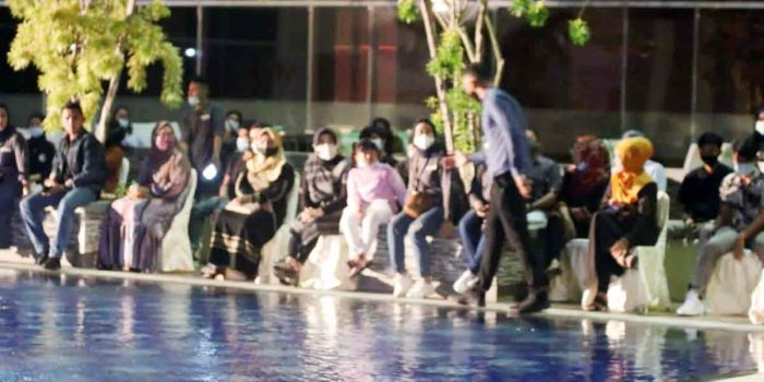 Rahma Pastikan Acara Model Project Bukan Kegiatan Disbudpar Tanjung Pinang 37