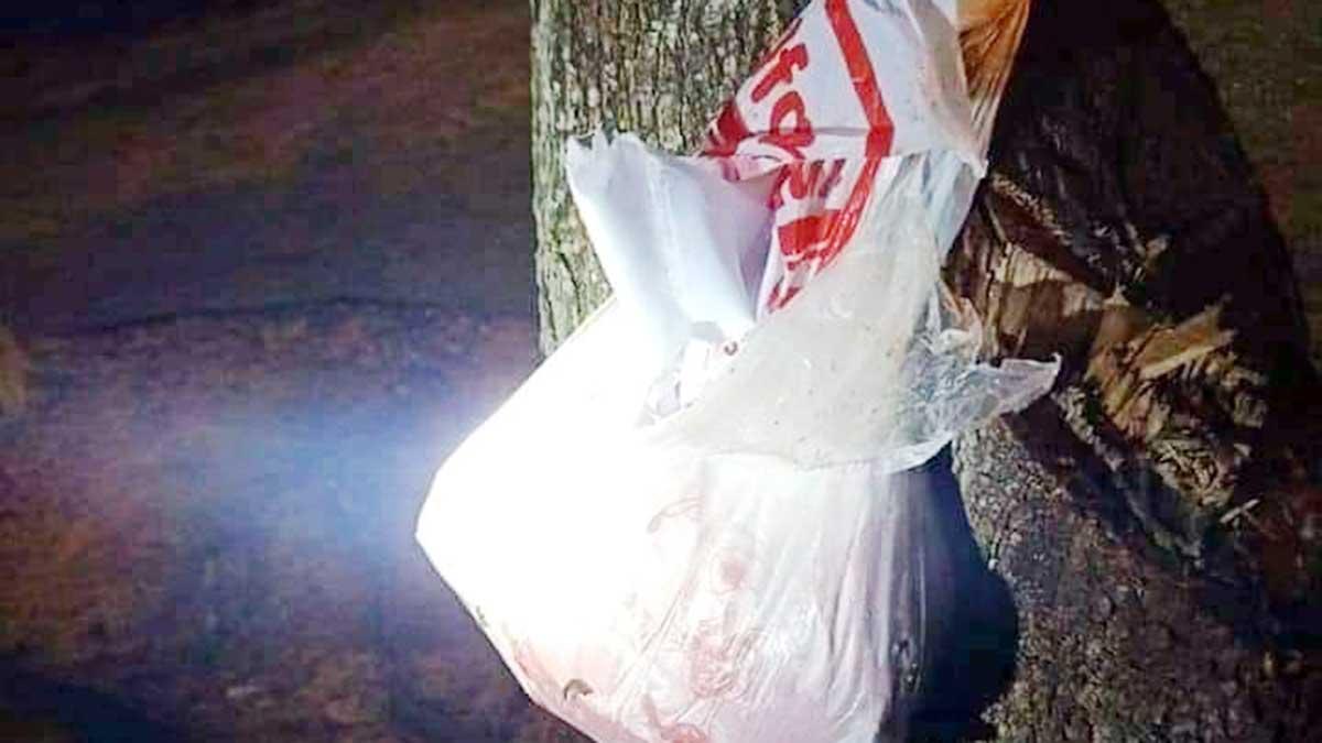 Batam Geger, Kembali Bayi Ditemukan Didalam Kantong Plastik 1