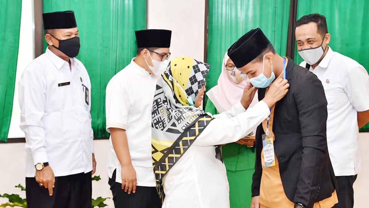 Wakil Bupati Natuna Buka Training Center Tilawah Al Qur'an 2020 1
