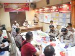 Polres Bintan Gelar Latihan Pra Operasi Pekat Seligi 2020 10