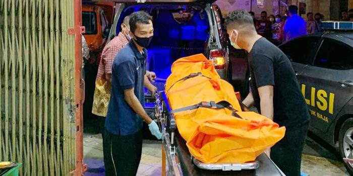 Seorang Pria Ditemukan Tewas Gantung Diri di Lubuk Baja Batam 35