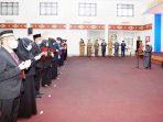 Sebanyak 255 PNS atau ASN Pemko Tanjung Pinang menerima penghargaan Satyalancana Karya Satya dari Pemerintah Kota Tanjung Pinang melalui BKP-SDM