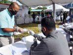 Serius Kawal Pilkada 2020, Polres Tanjung Pinang Hadiri Simulasi Pemungutan dan Penghitungan Suara 10