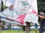 Spanduk dan Baliho Ucapan Kedatangan Imam Besar FPI di Bintan Ditertibkan 6