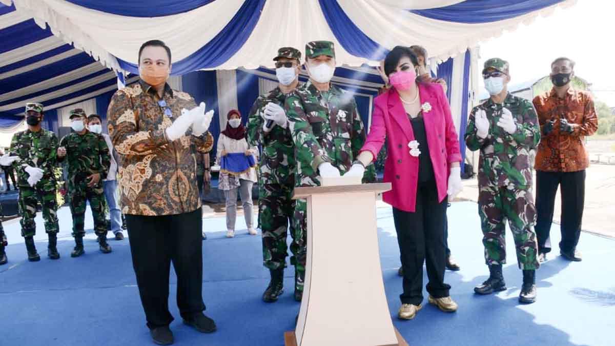 TNI AL Bangun Satu Kapal BCM di Batam 1