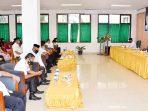 Wakil Bupati Natuna, Ngesti Yuni Suprapti, membuka secara resmi kegiatan Training Center Tilawah Al Quran 2020