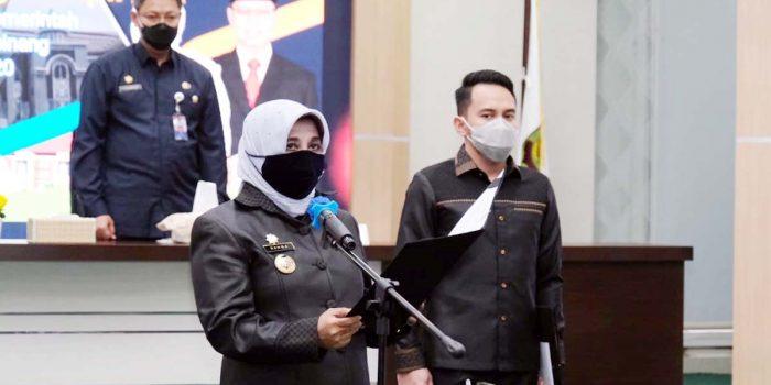 Wali Kota Tanjung Pinang Lantik 65 Pejabat Fungsional 2