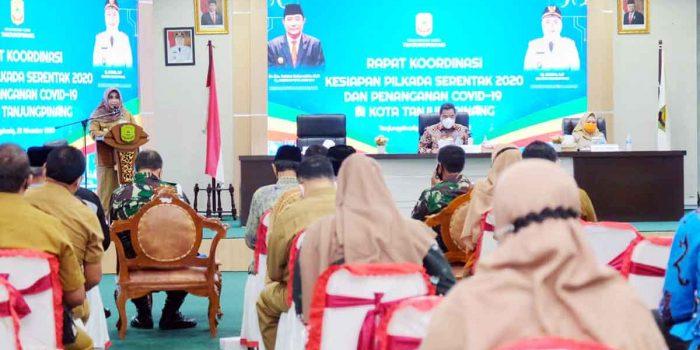 Meski Kasus Covid-19 Tanjung Pinang Masih Tinggi, Pilkada Tetap Jalan 22
