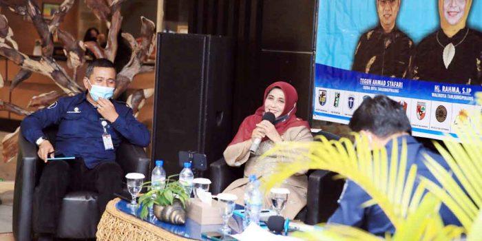 Luncurkan Aplikasi Dakkota, Rahma : Pemuda Harus Jadi Agen Perubahan 24