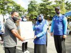 HKN Ke 56, Rahma Serahkan 6.000 Masker dan Vitamin C Kepada Masyarakat 7