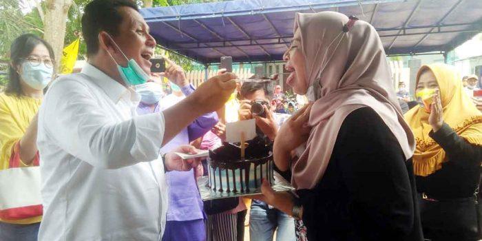 Ada Kejutan Usai Kampanye Ansar Ahmad di Sei Datuk Bintan Timur 19