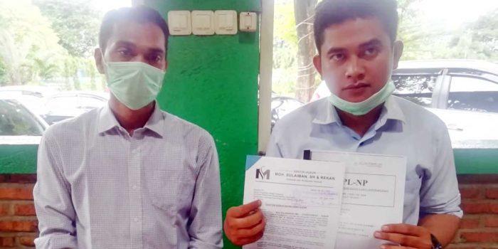 PJT II Digugat Terkait Penerbitan SPPL-NP Ganda 16