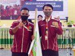 Nazarudin Syah dan Singgih Siswoyo Nahkoda Baru IPMKOB Pekanbaru Periode 2020-2021