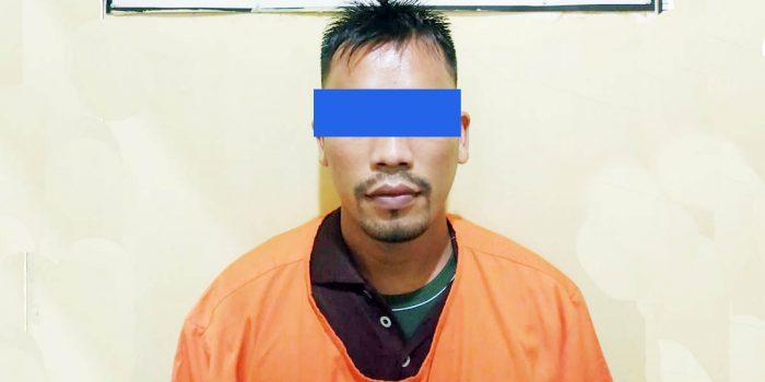 Pencuri Timah Batangan Ditangkap Polsek Sei Beduk 35