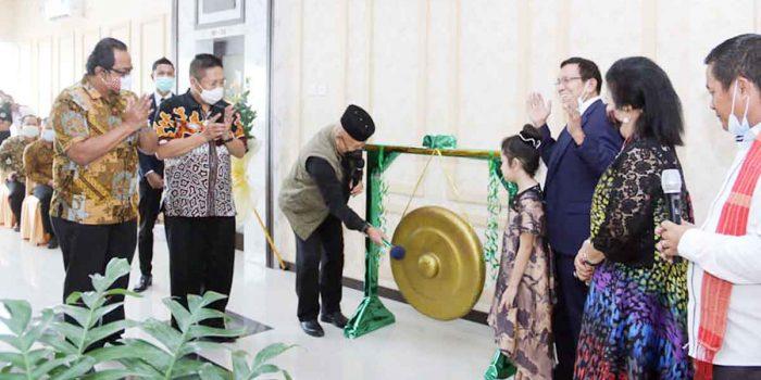 Pjs Wali Kota Batam Resmikan Hotel Ondos 19